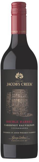 Jacob's Creek `Double Barrel` Cabernet Sauvignon 2016 (6 x 750mL), SA.