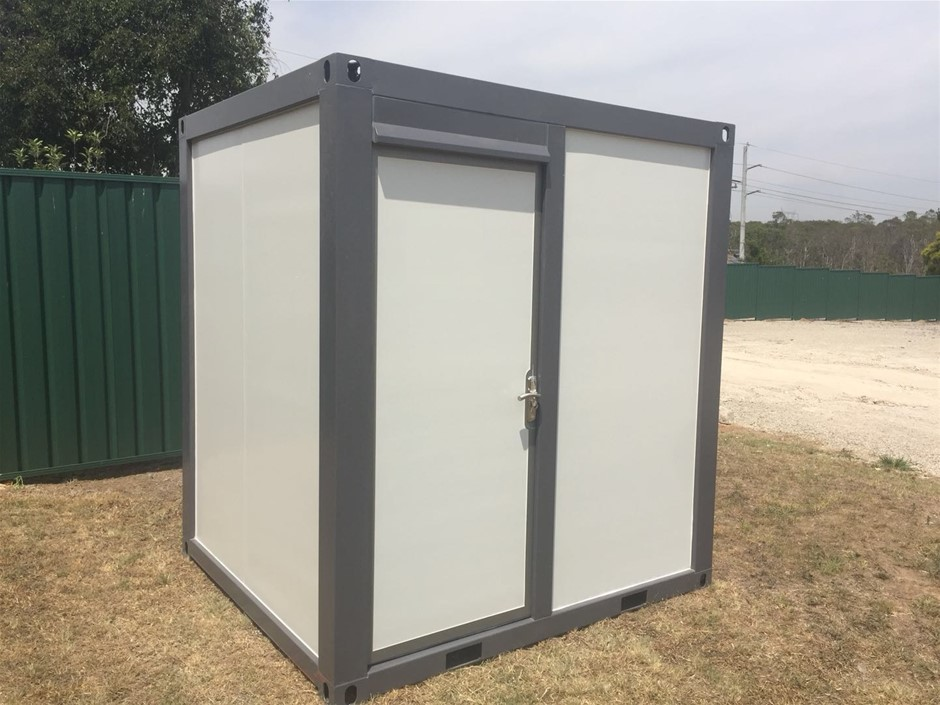 Portable Ablution / Toilet / Shower Block