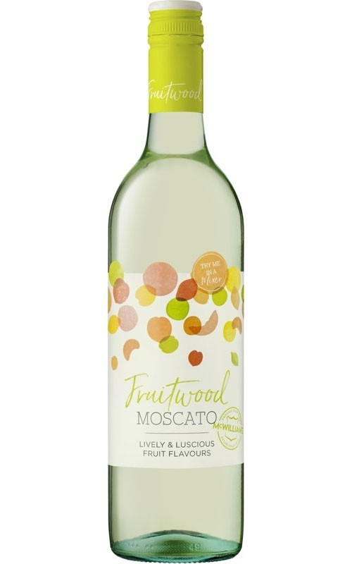 McWilliam's `Inheritance Fruitwood` Moscato NV (12 x 750mL), SE AUS.