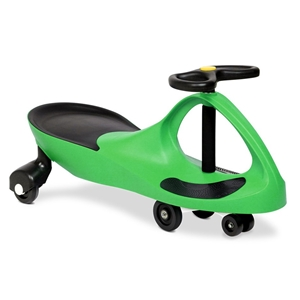Keezi Kids Ride On Swing Car -Green