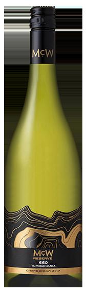 McWilliam's 660 Tumbarumba Chardonnay 2017 (6 x 750mL), NSW.