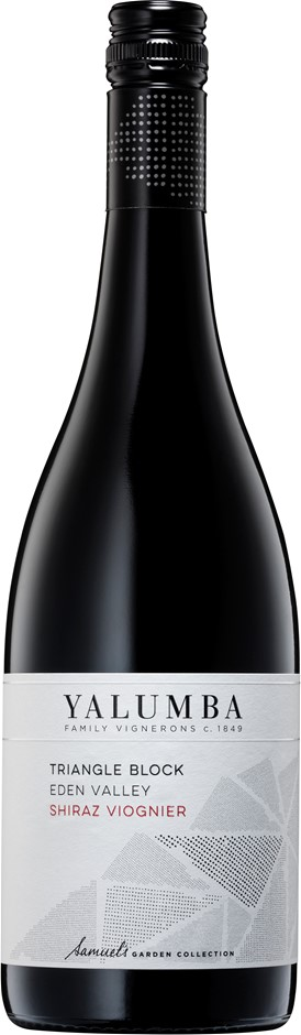 Yalumba Triangle Block Shiraz Viognier 2013 (12 x 750mL) Eden Valley