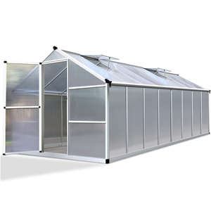 Green Fingers 4.8 x 2.5m Polycarbonate A