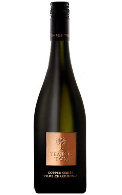 Tempus Two `Copper` Wilde Chardonnay 2017 (6x750mL), Hunter/Adelaide Hills.