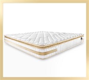 Atlas Gold – Memory Foam Pillow Top Matt