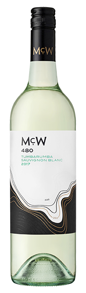 McWilliam's 480 Tumbarumba Sauvignon Blanc 2018 (6 x 750mL) Tumbarumba, NSW