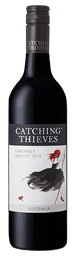 Catching Thieves Cabernet Merlot 2018 (6 x 750mL), SE AUS.