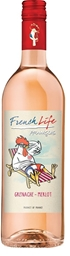 French Life Grenache Merlot Rose 2017 (6 x 750mL) France