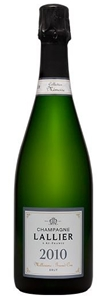 Champagne Lallier Millesime Grand Cru 20