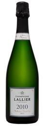 Champagne Lallier Millesime Grand Cru 2010 (6 x 750mL) Champagne