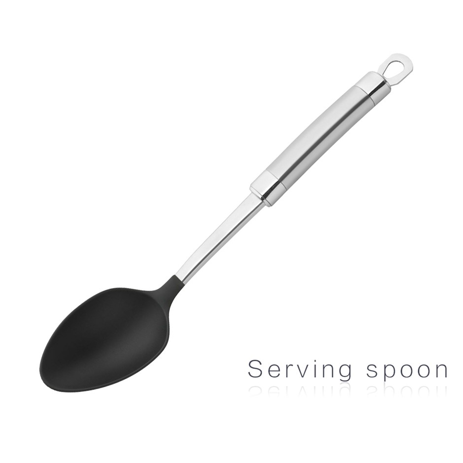 Exquisite Serving spoon stainless steel/nylon 35.2 cm