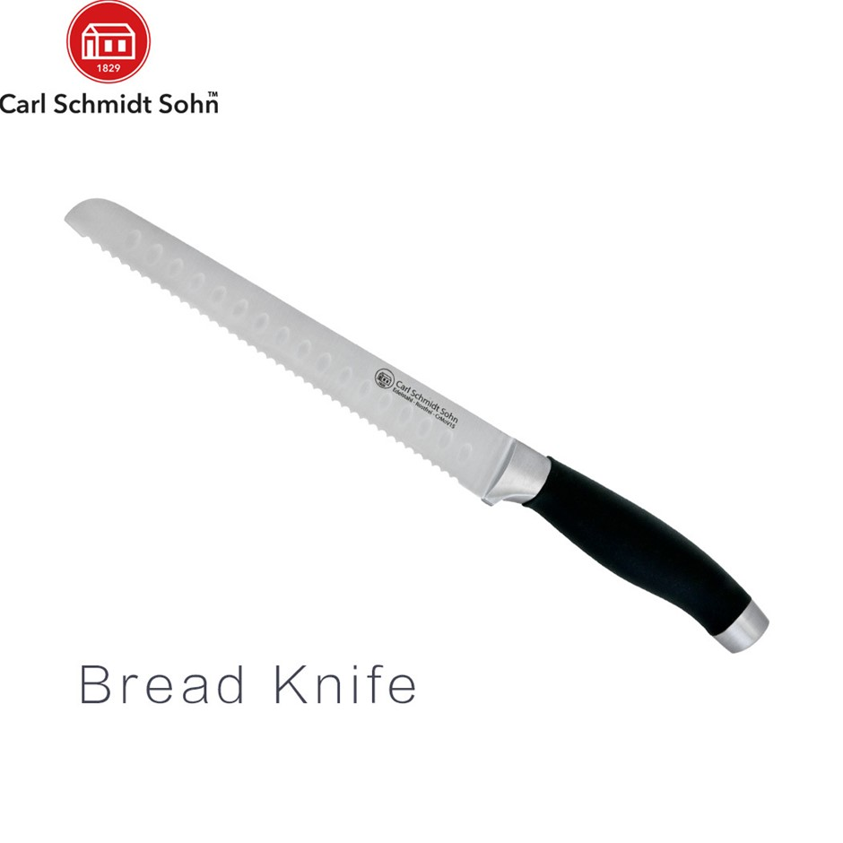 Shikoku Shikoku Bread Knife 20cm Stainless Steel Blade Knives Kitchen