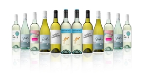 Australian Mixed White Wine Carton Featu