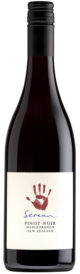 Seresin Estate Pinot Noir 2014 (12 x 750mL), Marlborough, NZ.