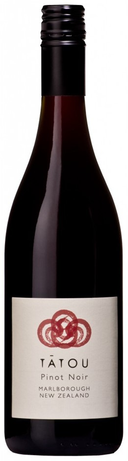 Tatou Pinot Noir 2013 (12 x 750mL), Marlboroguh, NZ.