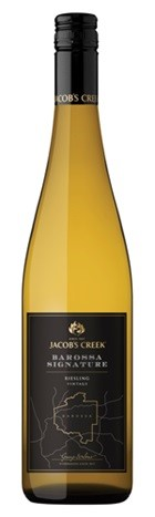 Jacob's Creek `Barossa Signature' Riesling 2017 (6 x 750mL), Barossa, SA