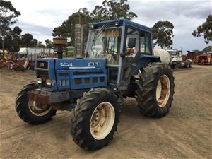 ISEKI SX95 4WD Tractor