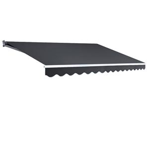 Instahut 4.5M x 2.5M Outdoor Folding Arm