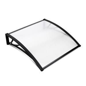 DIY Transparent Window Door Awning Cover