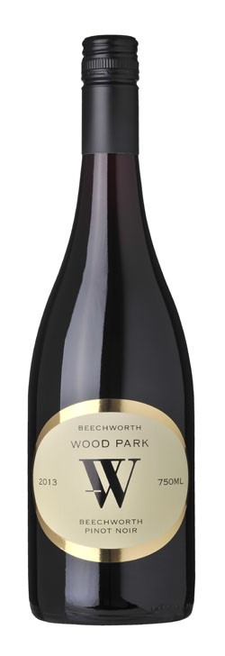 Wood Park Beechworth Pinot Noir 2014 (12 x 750mL), VIC.