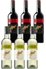Yellowtail Semillon Sauv Blanc & Cabernet Mixed Pack (6 x750mL), SE AUS.