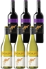 Yellowtail Chardonnay & Shiraz Cabernet Mixed Pack (6 x 750mL),SE AUS.