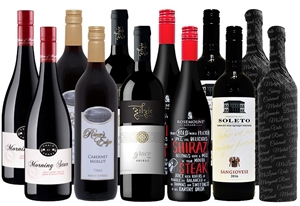 Mixed Reds Selection (12 x750ml)