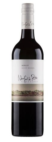 Norfolk Rise Merlot 2016 (12 x 750mL) SA