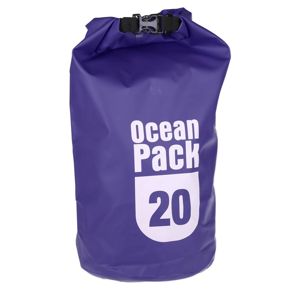 OCEAN PACK Waterproof Dry Bag 20Ltrs. Buyers Note - Discount Freight Rates