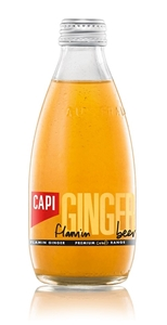 Capi Flamin' Ginger Beer (24 x 250mL).