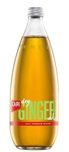 Capi Ginger Ale (12 x 750mL).
