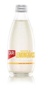 Capi Ginger & Limegrass Sparkling (24 x