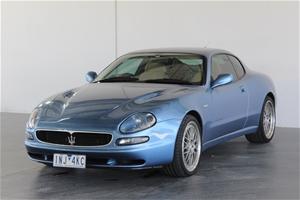 1999 maserati 3200 gt 3.2l v8 automatic coupe auction (0001-3433014