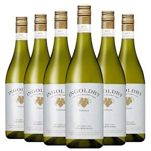 Ingoldby Chardonnay 2016 (6 x 750mL) McL