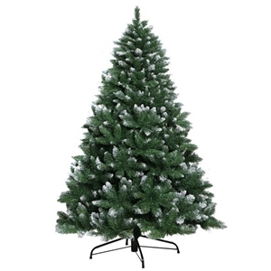 Jingle Jollys 7FT Christmas Snow Tree -
