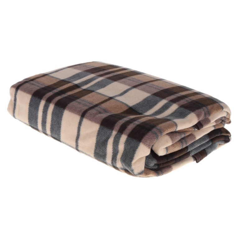 2 x Outdoor Picnic Mat 150 x 180cm Moisture Proof Backing with Soft Flannel