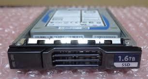"""Dell Compellent SC220 1.6TB SAS 2.5"""" SSD"""