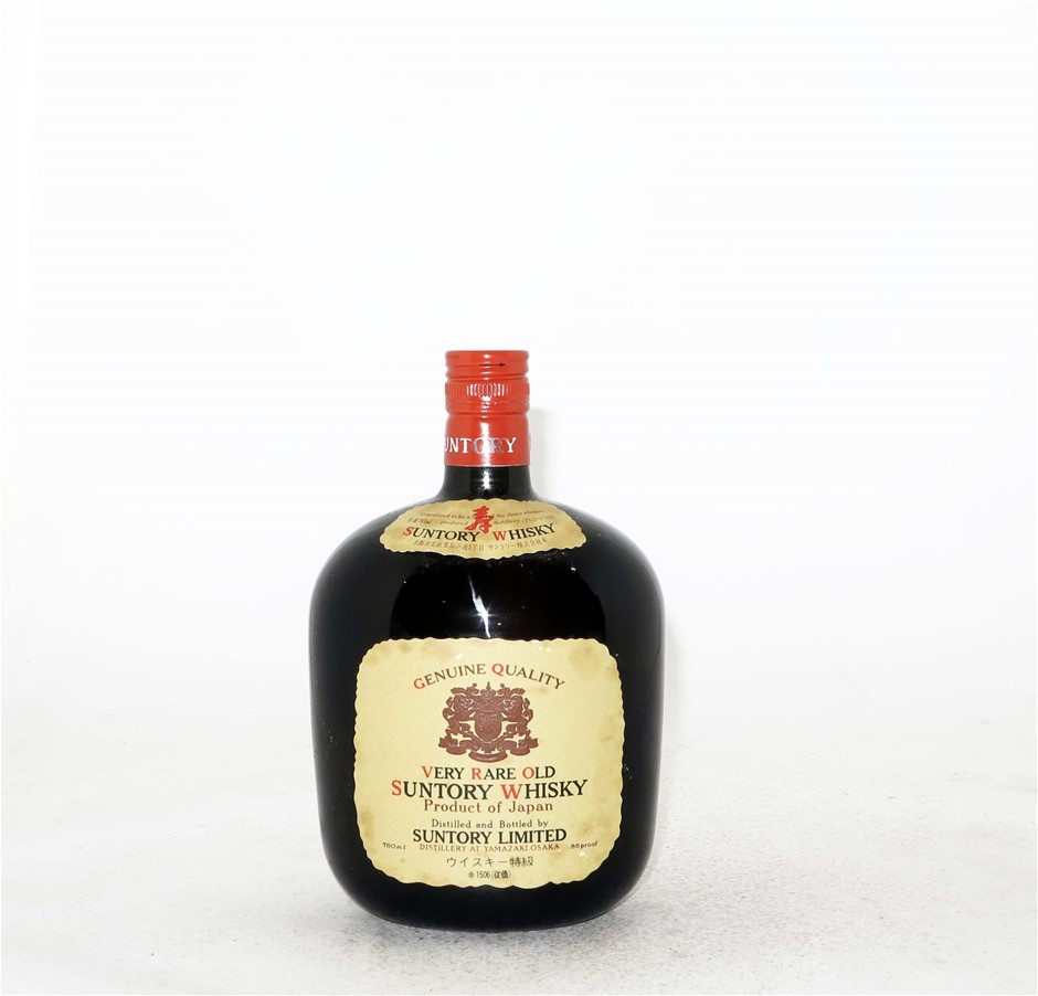 Suntory Very Rare Old Anese Whisky 1 X 760ml