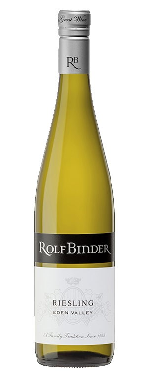 Rolf Binder Eden Valley Riesling 2018 (12 x 750mL), SA.