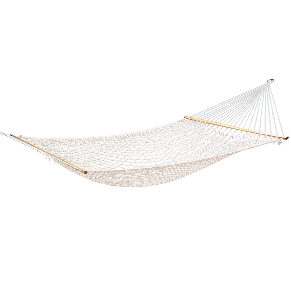 Gardeon Hammock Double Swing Chair - Cream