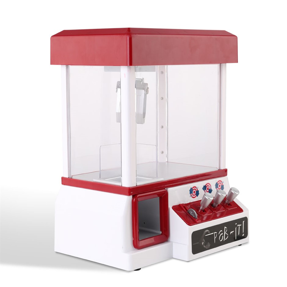 Keezi Kids Carnival Claw Machine - Red
