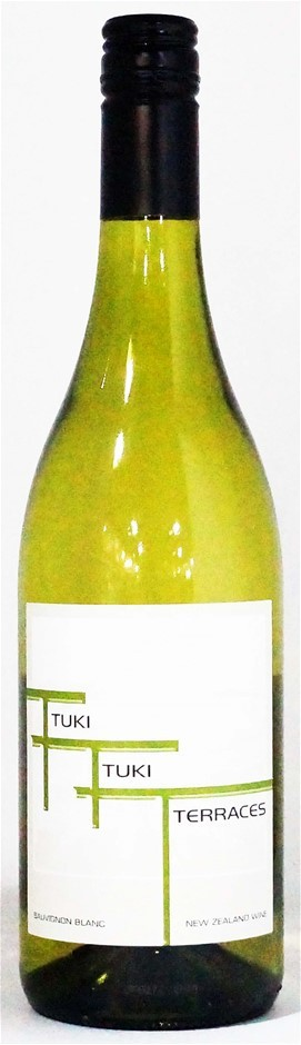 Tuki Tuki Marlborough Sauvignon Blanc 2017 (6 x 750mL) Marlborough, NZ
