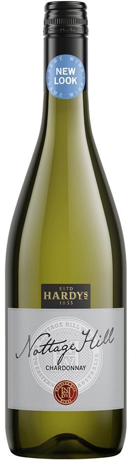 Hardy's `Nottage Hill` Chardonnay 2018 (6 x 750mL), SE AUS.