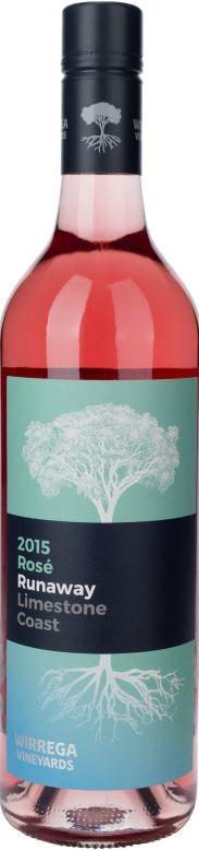 Wirrega Vineyards 'Runaway' Dolcetto Rosé 2015 (6 x 750mL) SA