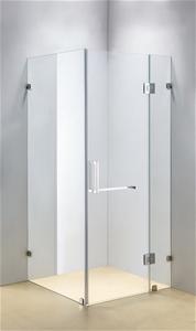 1200 x 900mm Frameless 10mm Glass Shower