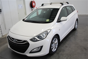 2013 Hyundai i30 Tourer Active GD Automa