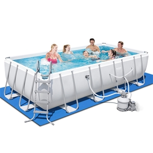 Bestway Swimming Pool 18ft Above Ground