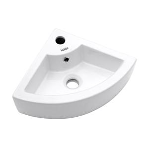 Cefito Ceramic Bathroom Corner Basin - W
