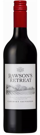 Rawsons Retreat Cabernet Sauvignon 2018 (6 x 750mL), SE AUS.