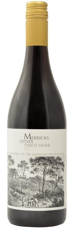 Merricks Esate Pinot Noir 2013 (12 x 750mL), Mornington Peninsula, VIC.